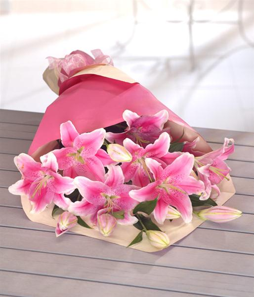 Simply Lilies Bouquet